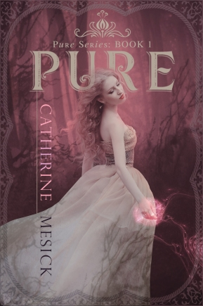 PURE - BOOK COVER 2 FRONT COVER