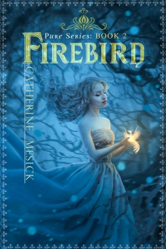 FIREBIRD - BOOK COVER 2 - FRONT