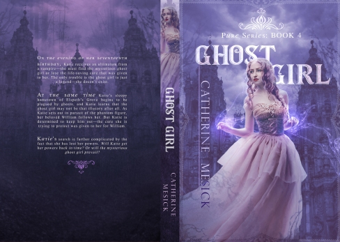BOOK COVER IV - GHOST GIRL full