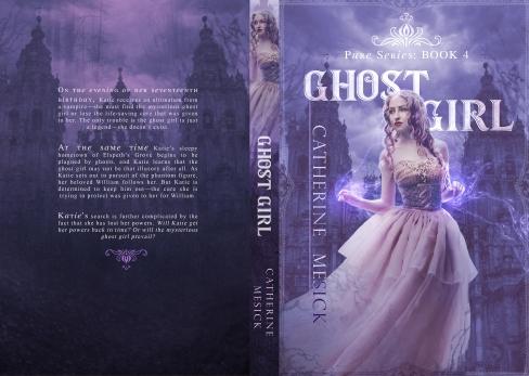 BOOK COVER IV - GHOST GIRL full