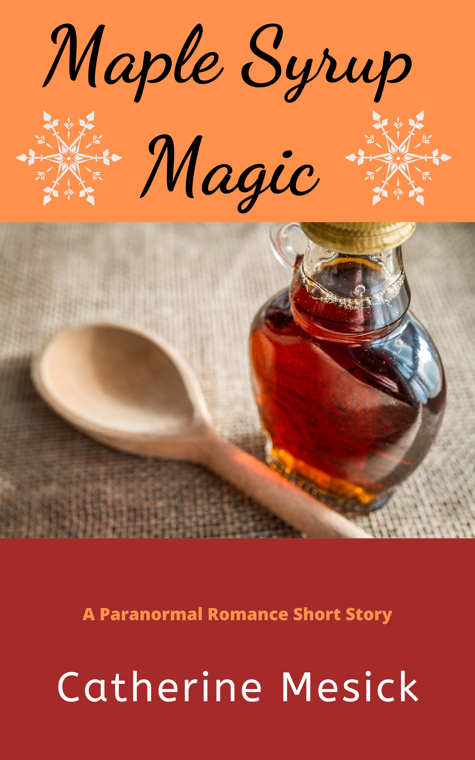 Maple Syrup Magic Cover